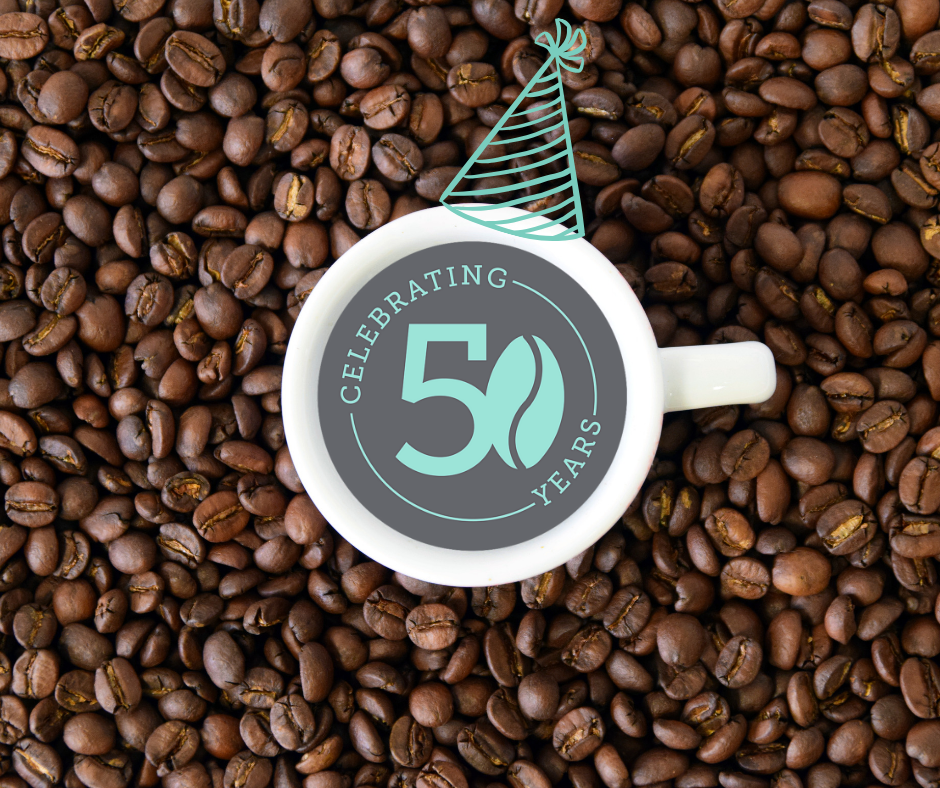 50th Birthday Organic Blend