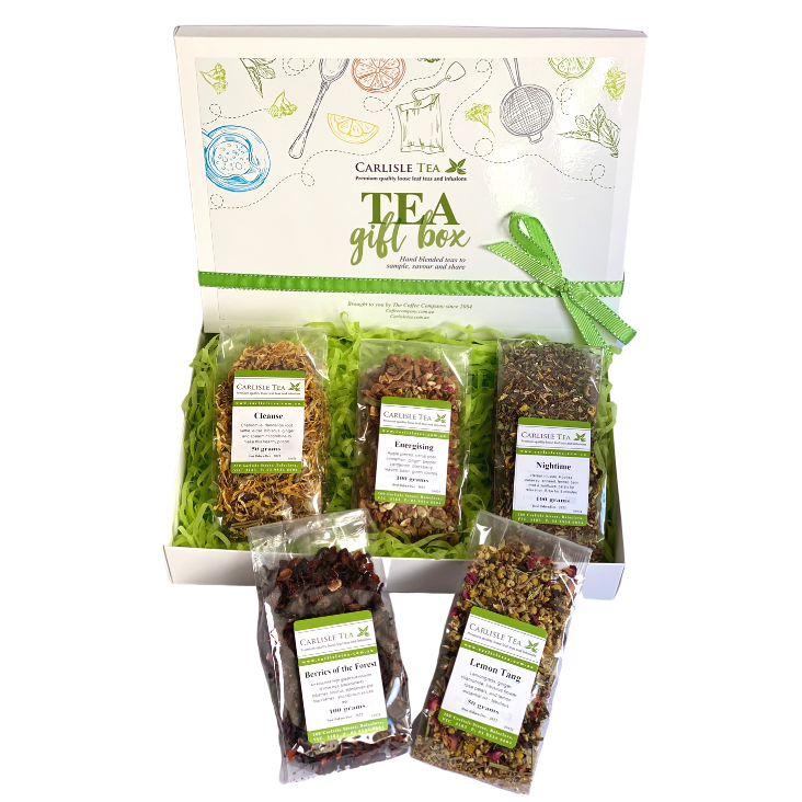 Balance & Wellbeing Tea Gift Box