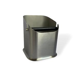 Incasa Stainless Steel Knock Box