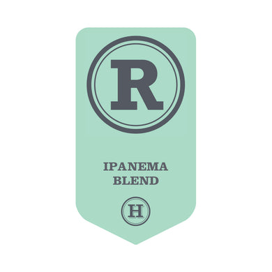 Ipanema Espresso - Rainforest Alliance