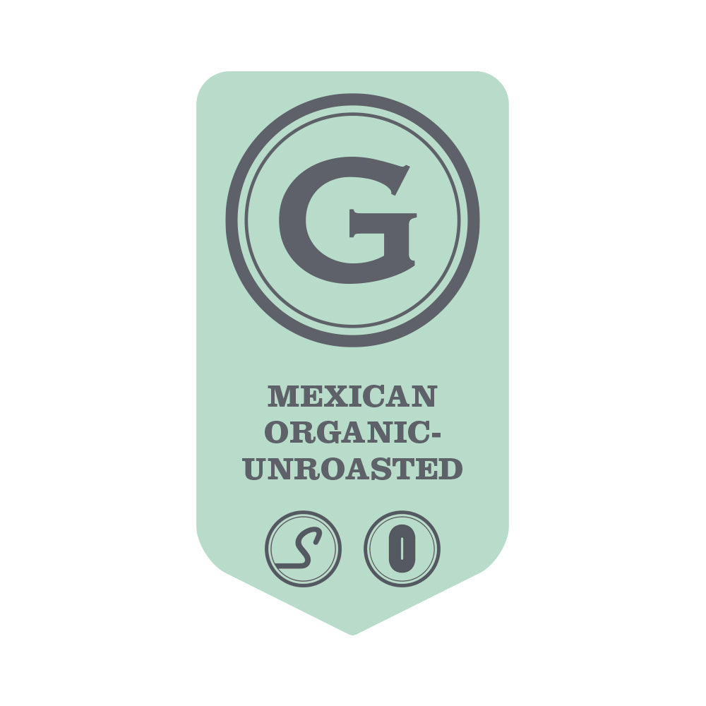 Mexican Organic - UNROASTED
