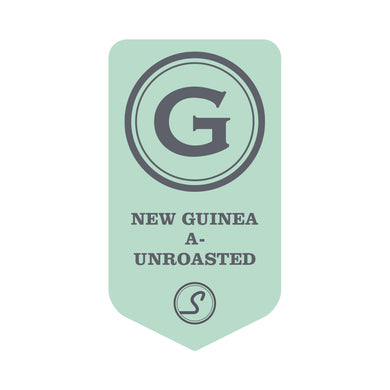 New Guinea A - UNROASTED
