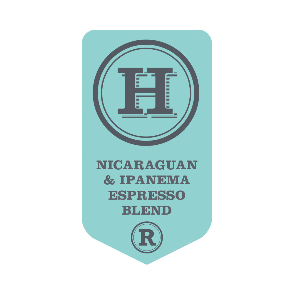 Nicaraguan & Ipanema Espresso Rainforest Alliance Blend