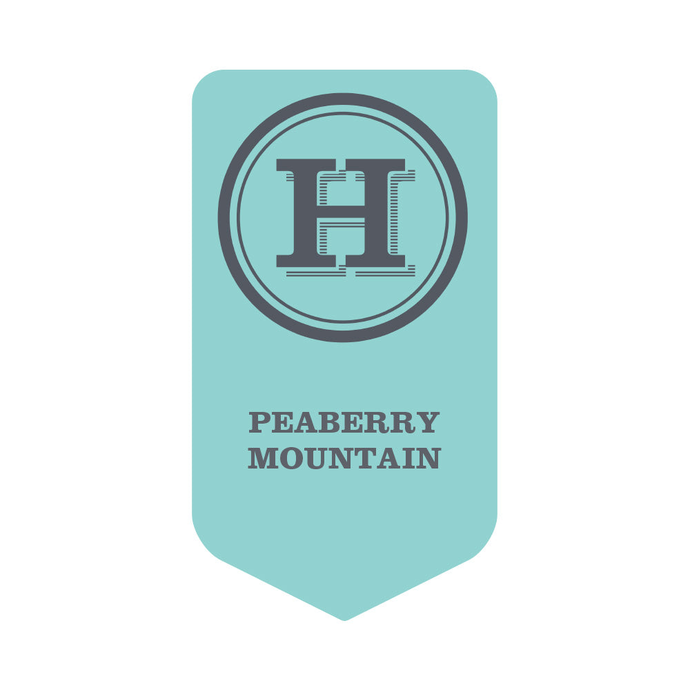 Peaberry Mountain