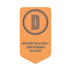 SWISS WATER® Decaffeinated Espresso Blend