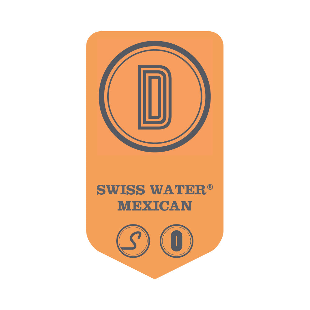 SWISS WATER® Decaffeinated Mexican Organic