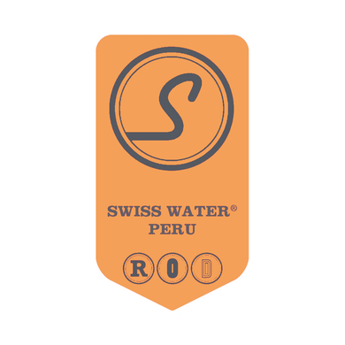 SWISS WATER® Decaffeinated Peru Organic Rainforest Alliance