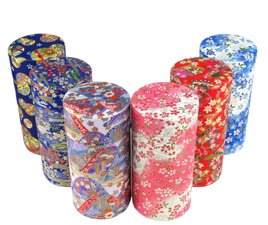 Washi Tea Caddy 200gm