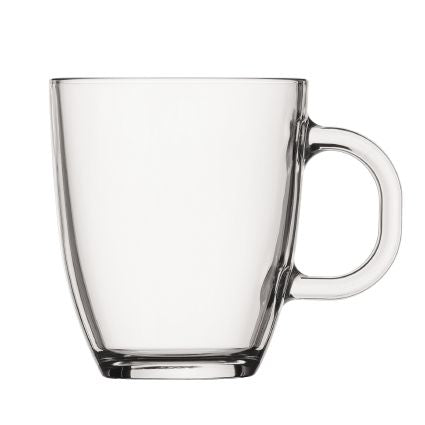 Bodum Bistro Glass Mug 300ml - 1 Piece