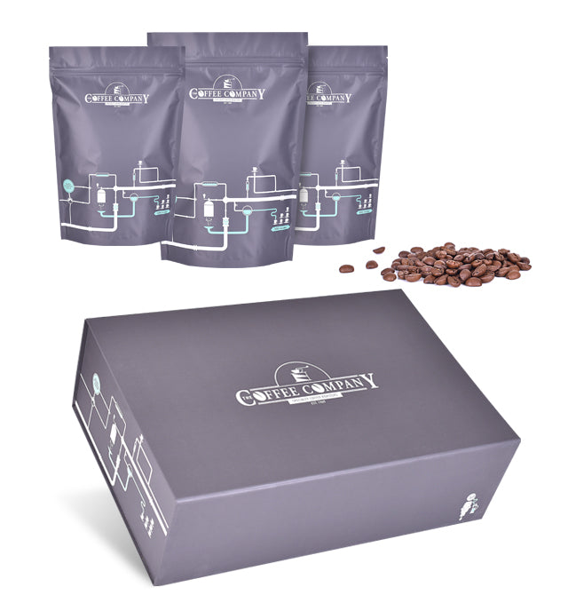 Flavoured Coffees Gift Box