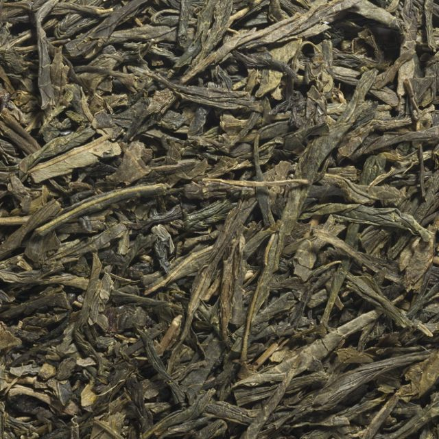 Japanese Sencha (Plain Green Tea)