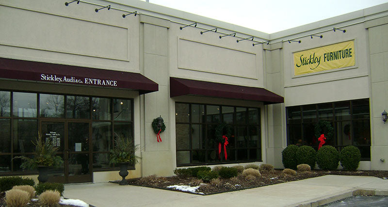 Stickley Audi Store Natick, MA