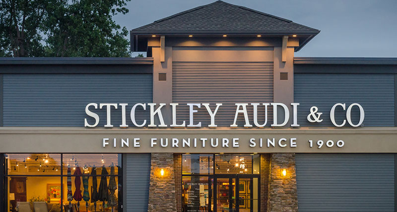 Stickley Audi Store in Rochester, NY