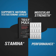 TEST MAX TESTOSTERONE BOOSTER FOR MEN