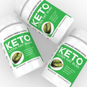 KETO ULTRA FAT BURN ADVANCED GREEN COFFEE (21 BOTTLES)
