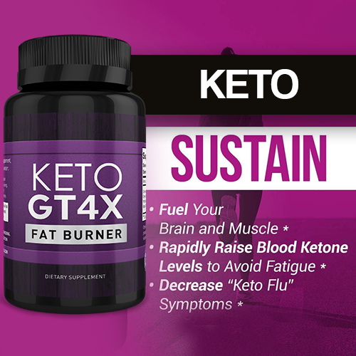 KETO GT4X FAT BURNER