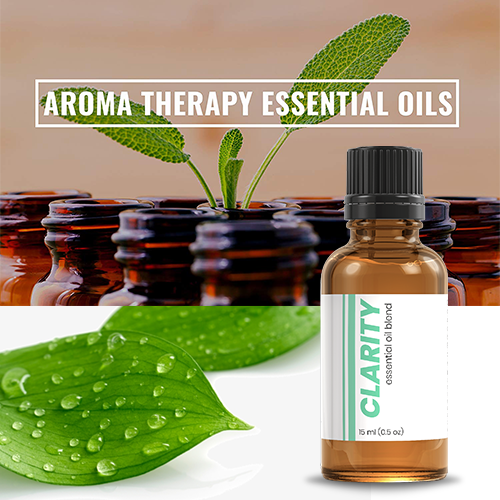 AROMATHERAPY ESSENTIAL OIL - CLARITY