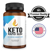 1 FREE BOTTLE | KETO RAPID SLIM | Just Pay S&H