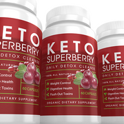 KETO SUPERBERRY DETOX CLEANSE