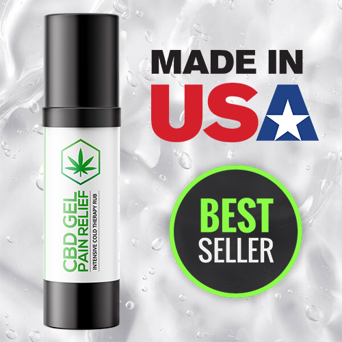 CBD THERAPY GEL