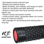 ATHLETIC FOAM ROLLER