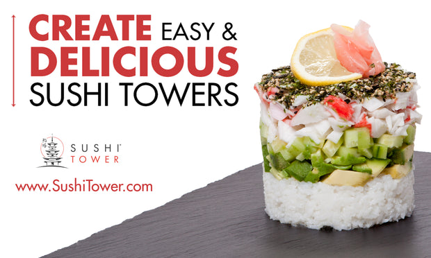 Sushi Stackers® | HEART