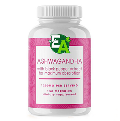ASHWAGANDHA  (Just Pay S&H)