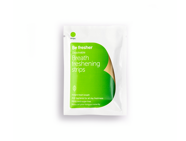 FREE BREATH FRESHENING STRIPS (Just Pay S&H)