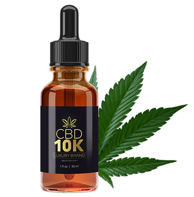 CBD10K LUXURY BRAND OIL TINCTURE
