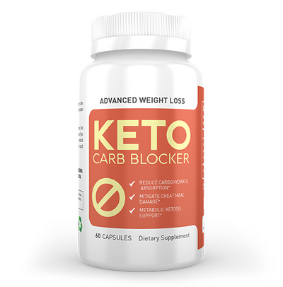 KETO CARB BLOCKER (12 BOTTLES)
