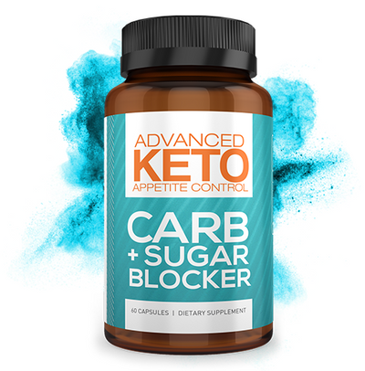 KETO APPETITE CONTROL CARB & SUGAR BLOCKER