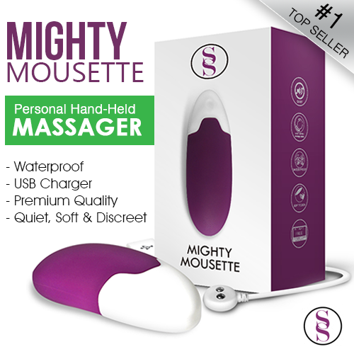 MIGHTY MOUSETTE VIBRATOR