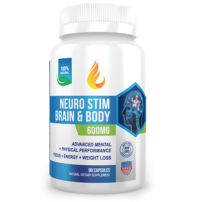 NEURO STIM BRAIN & BODY