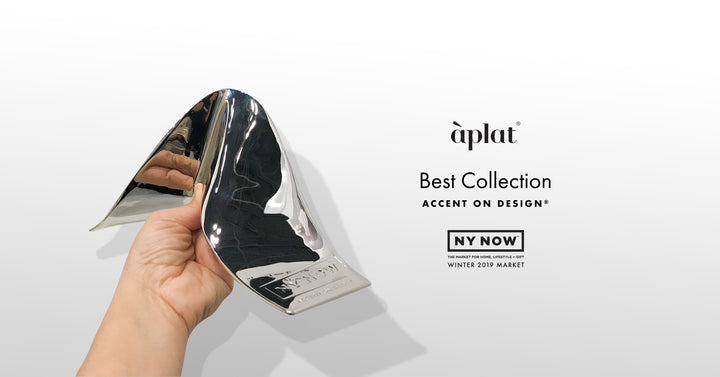 APLAT Named Best Collection at NY NOW!