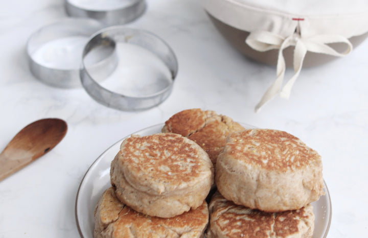 Aplat Kitchen: English Muffins Recipe