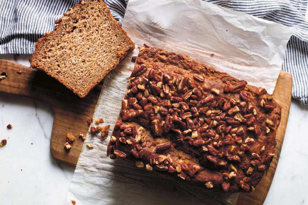 Jennifer Tyler Lee's No Sugar Banana Bread