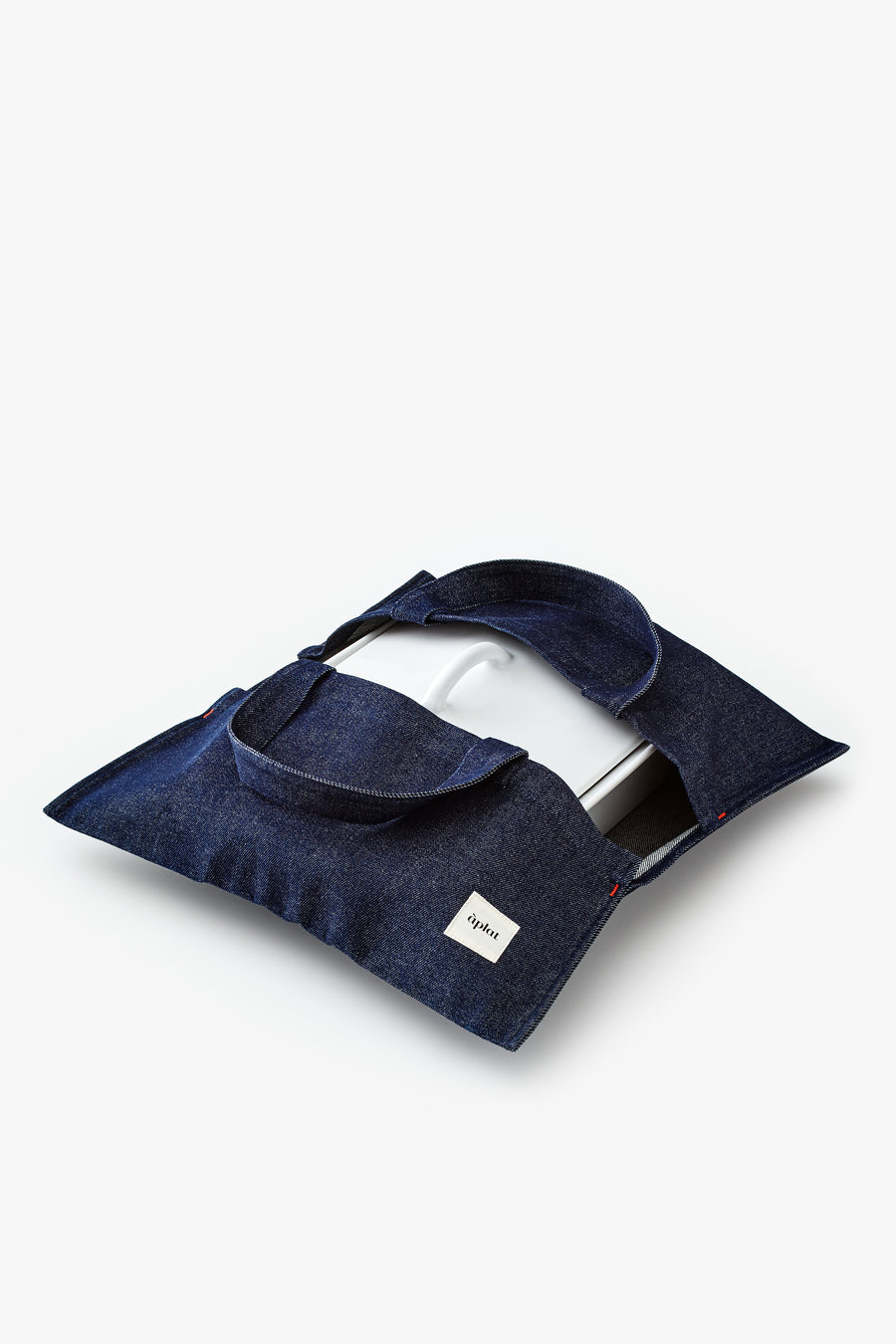 Plat Culinary Wide Tote | Denim
