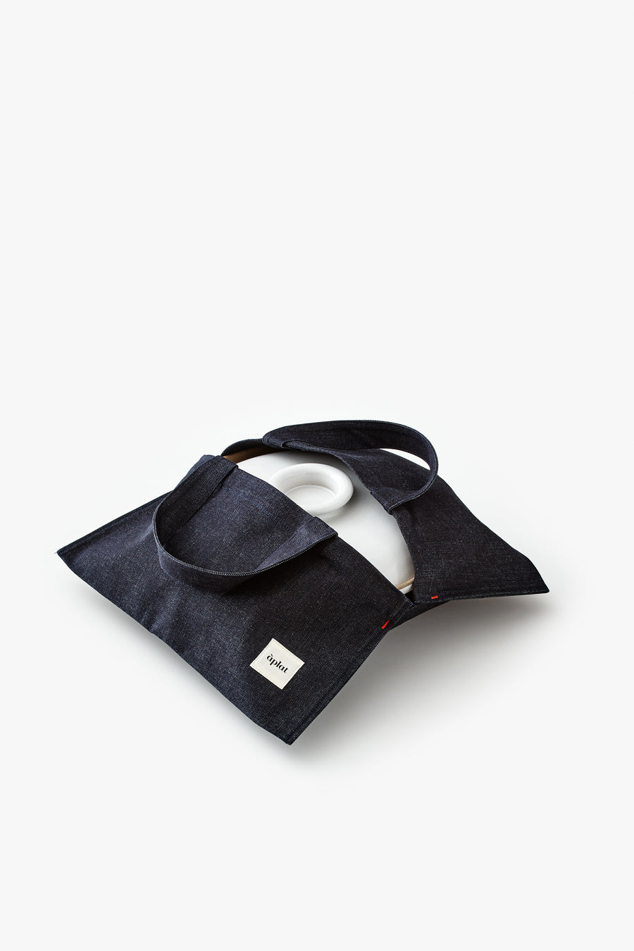 Plat Culinary Dish Tote | Denim Dark - Aplat