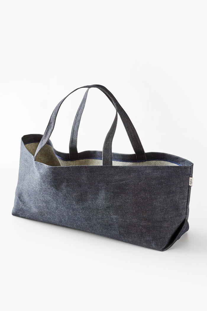 Grand Tote | Denim