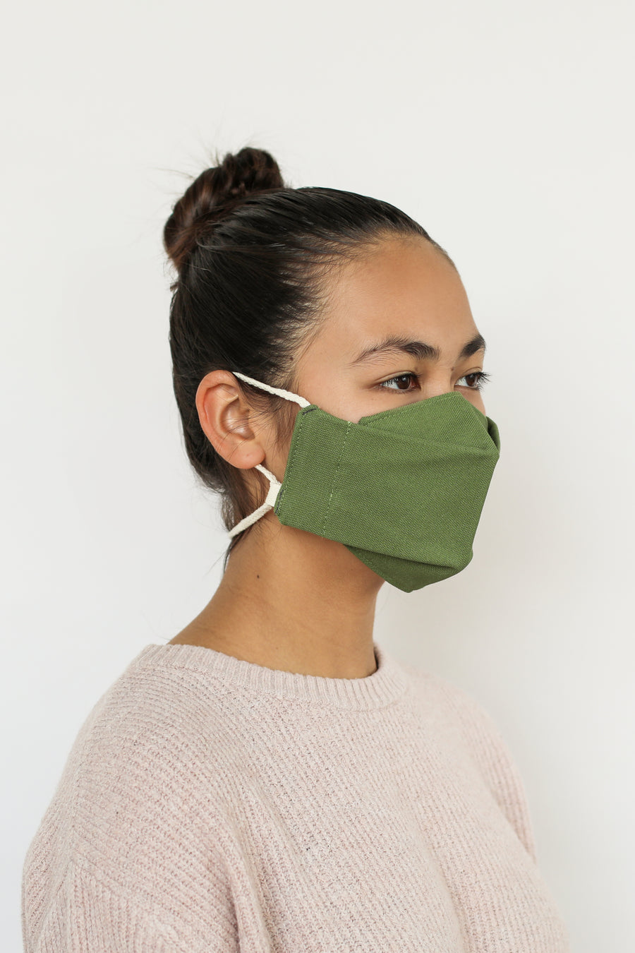 Reusable Cotton Face Mask - Over Ear