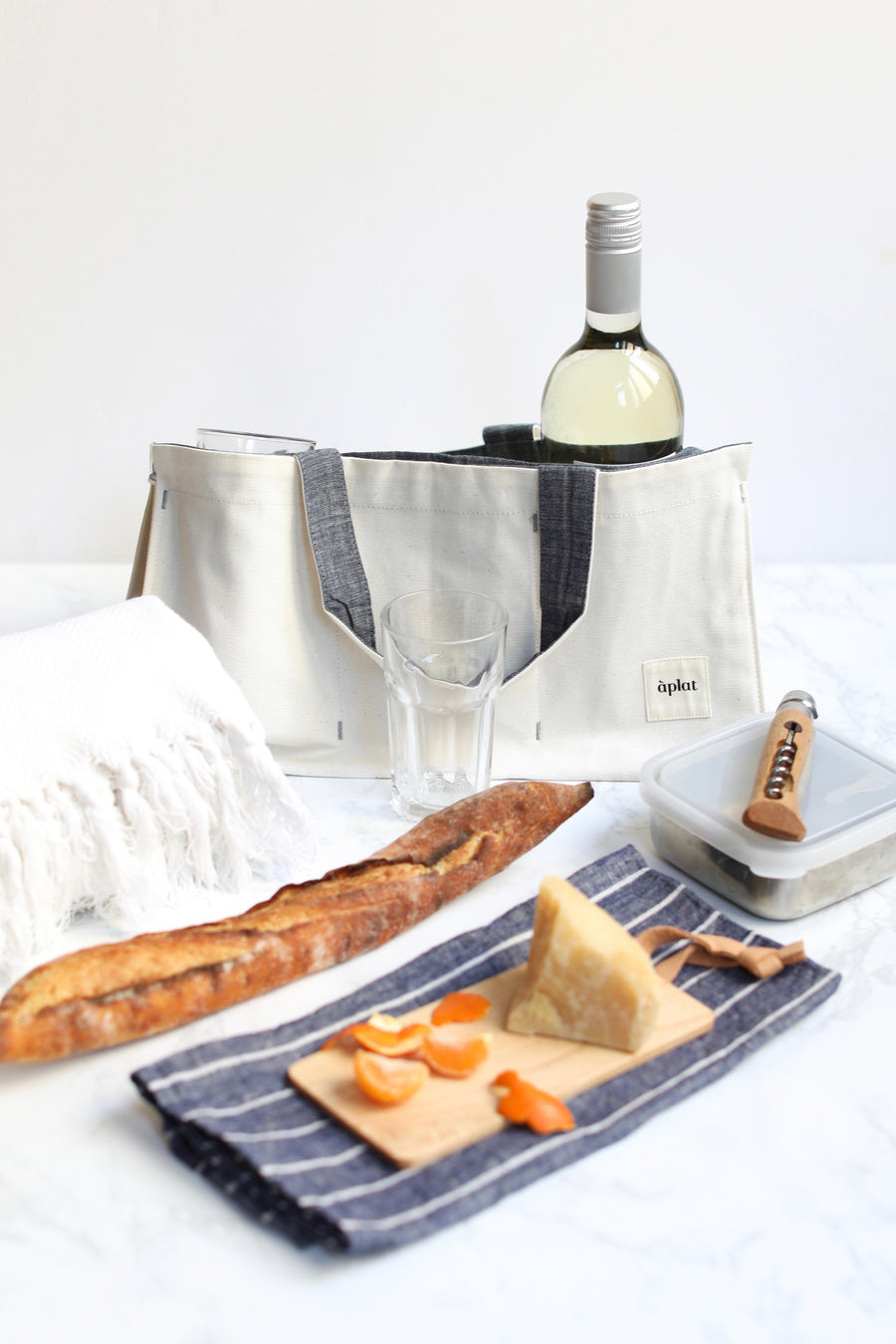 Vin One Bottle Wine Tote | 2019