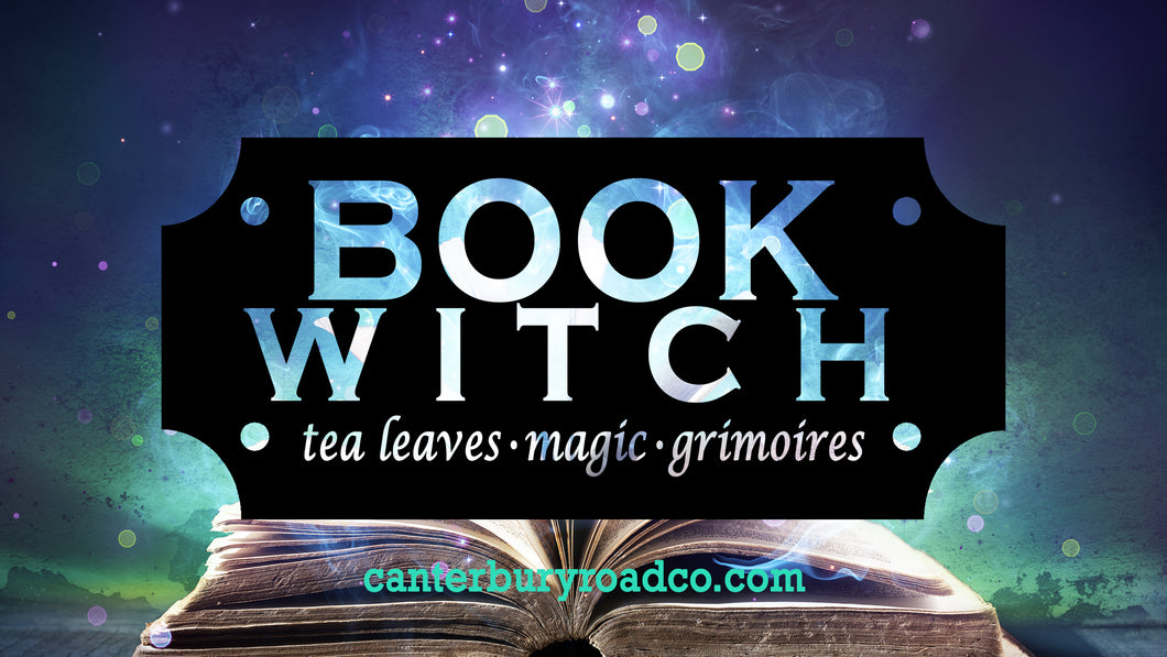 Book Witch | Literary Candle | Candles for Bibliophiles