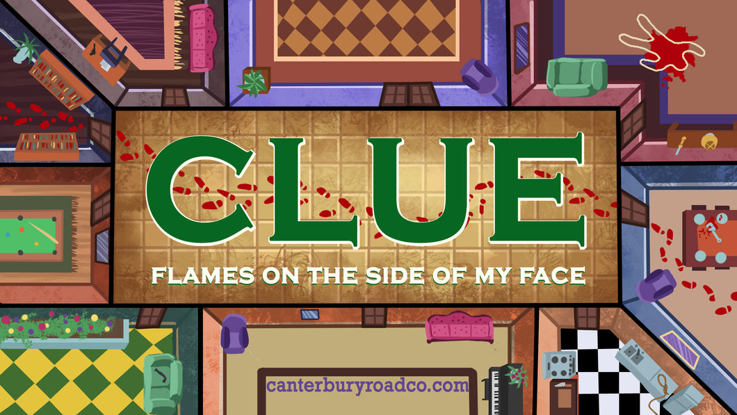 Clue | Murder Mystery | Fandom Inspired Candle