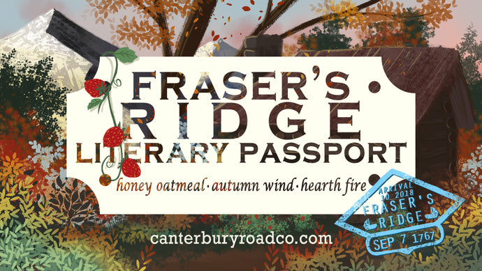Fraser's Ridge: Literary Passport | Literary Destinations | Outlander Inspired Candle
