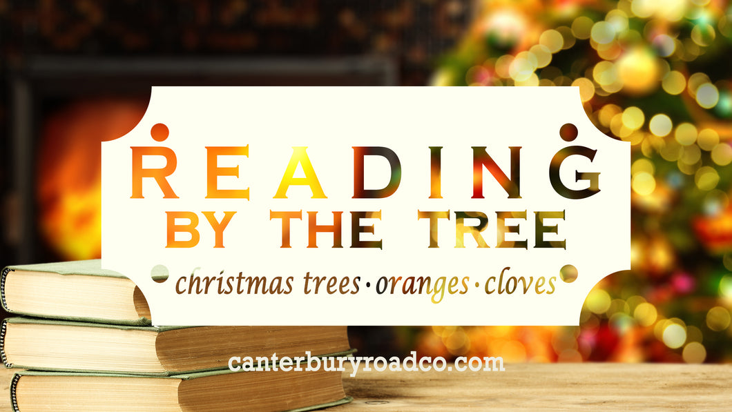 Reading By The Tree | Literary Candles | Candles for Bibliophiles