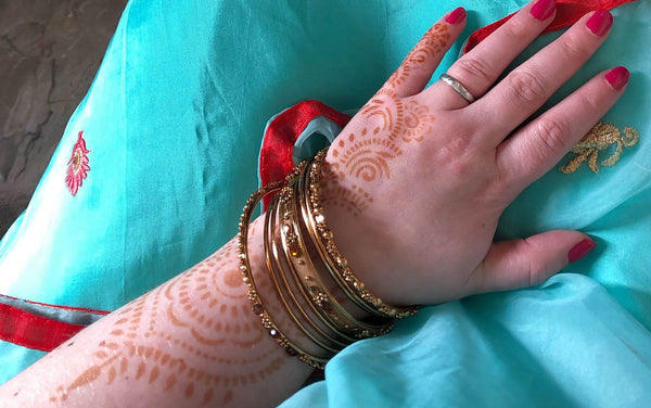 Customer Review - Wedding Henna