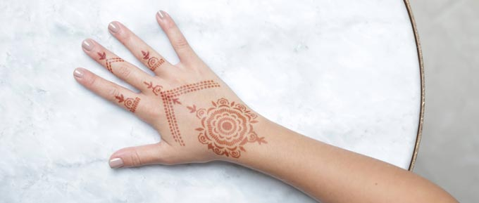 Learn About Four Of Our Mandala Henna Designs Shop Mihenna