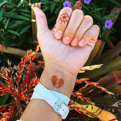 Dare - small temporary tattoo designs