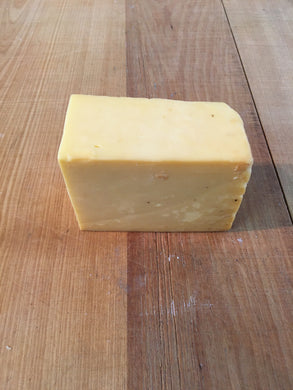 Smoked Sharp Aged Cheddar (100g)