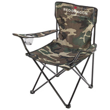 Load image into Gallery viewer, RDS FOLDING CHAIR EXECUTIVE - Red Dragon Apparel